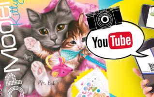 Kitty malebog – nyhed!