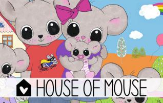 Vi har fået mus!