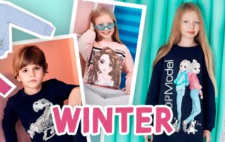 Vinterklädeskollektionen