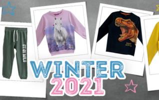 Vinter tøjkollektion 2021